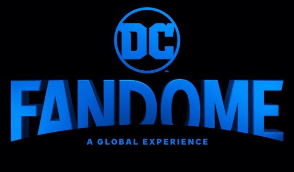 Logo de la DC FanDome