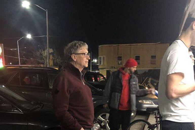 Bill Gates un homme comme les autres