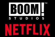 netflix boom studios comics adaptation series
