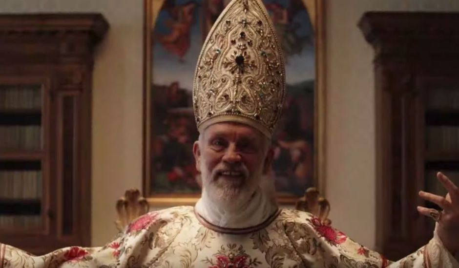 the new pope trailer canal+