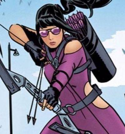 Kate Bishop dans les comics Marvel
