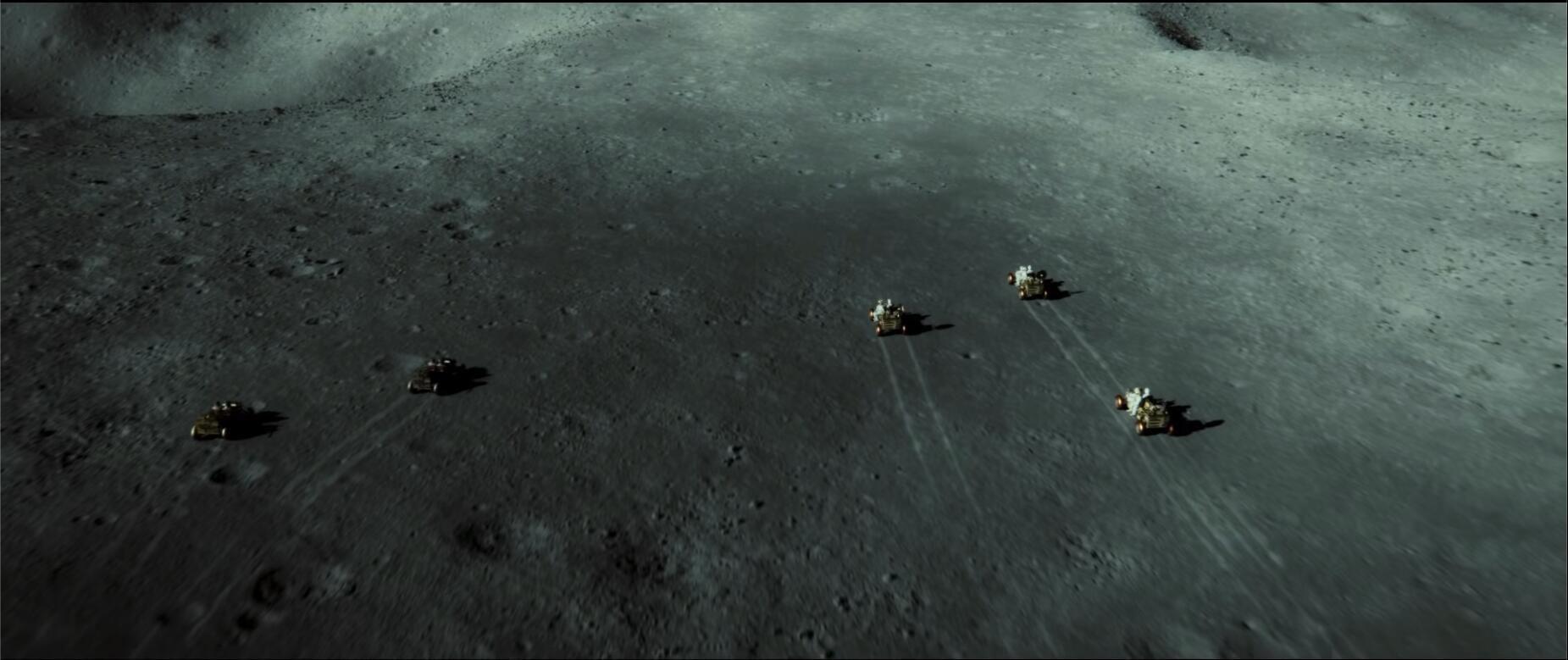 ad astra attaque sur la lune