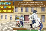 Extrait du manga Noble New World Adventures