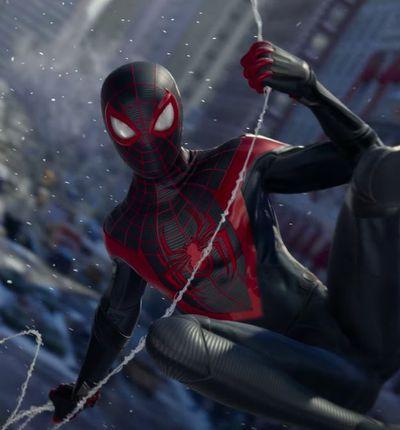 Extrait du jeu Marvel's Spider-Man : Miles Morales