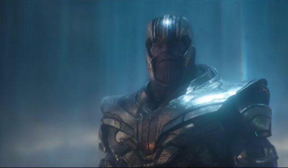 Nouveau trailer d'Avengers : Endgame