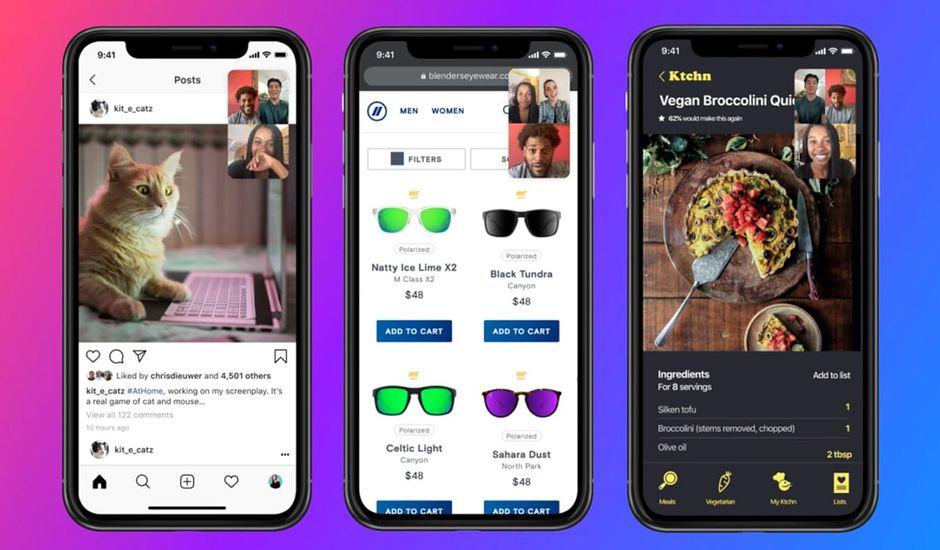 Facebook Messenger : le partage d'écran est enfin possible sur Android et iOS