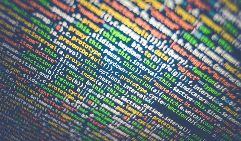image de code informatique