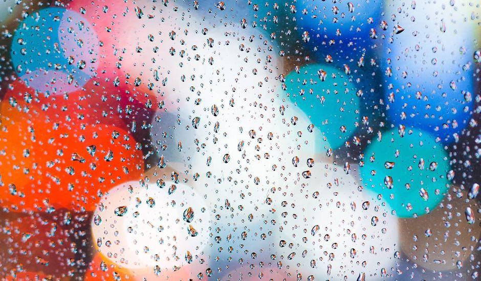 Pluie illustration