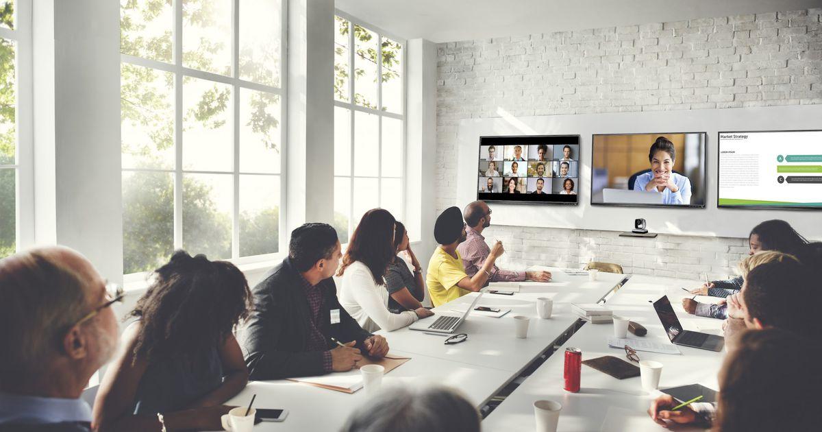 Zoom : Un nouveau système qui permet de prendre les appels vidéo sur sa propre télévision