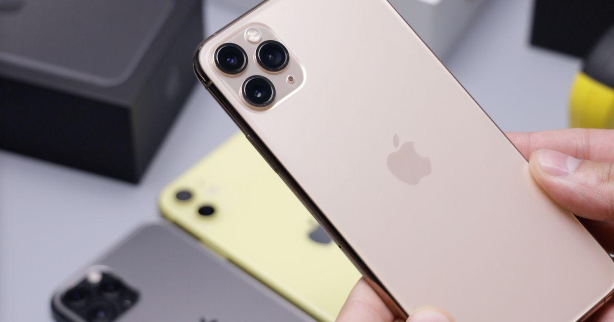 En 2020, Apple pourra compter sur la 5G pour augmenter ses ventes