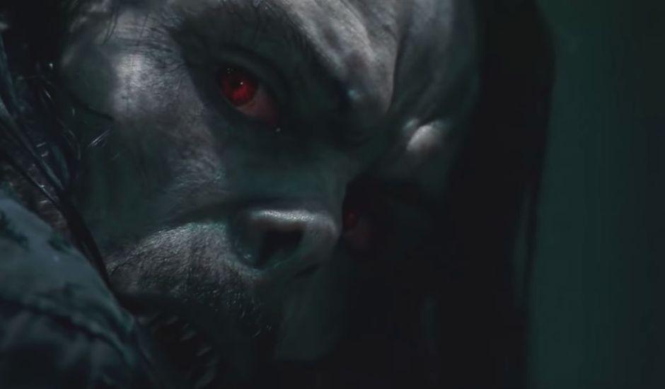 morbius marvel jared leto sony
