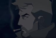 john Constantine en anime dc comics
