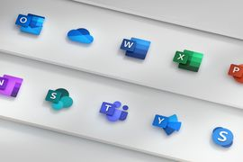 Microsoft dévoile les nouvelles icônes d'Office, plus moderne et axées sur le collaboratif
