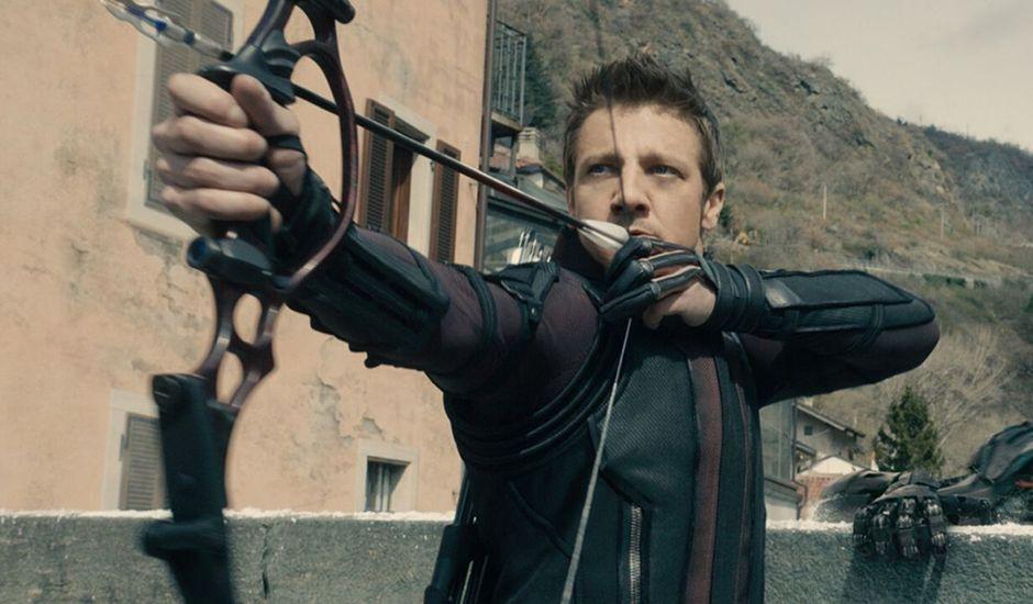 Jeremy Renner incarne Hawkeye
