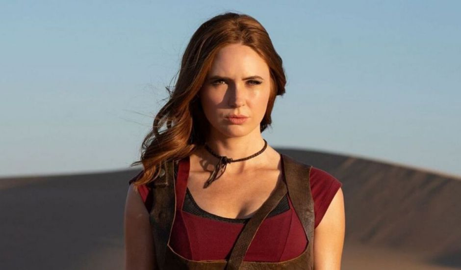 Karen Gillan dans Jumanji : Next Level