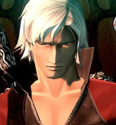 Dante dans Shin Megami Tensei III