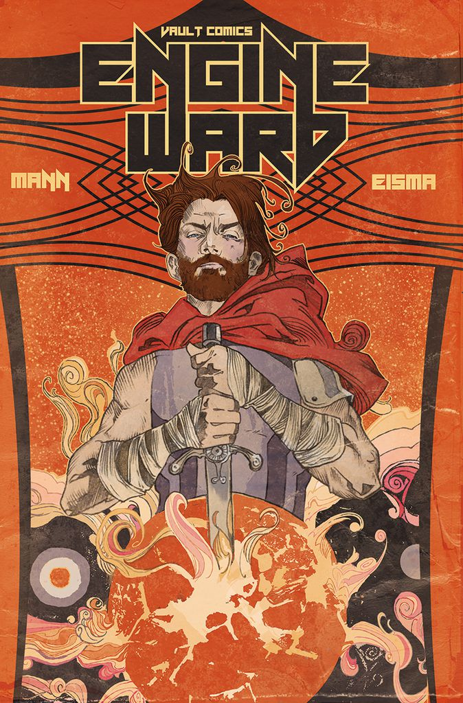 engineward vault comics