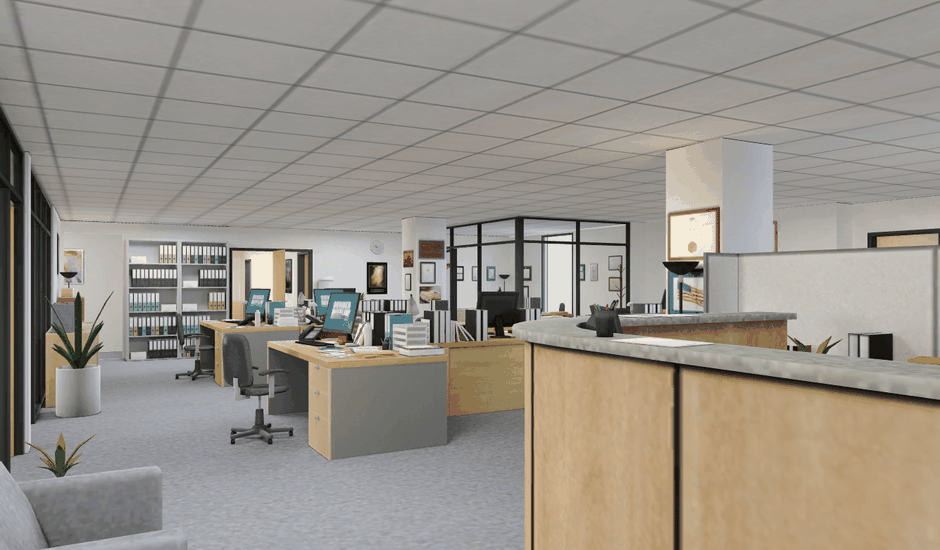 The Office 3D
