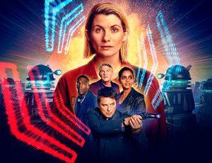 Doctor Who Revolution of the Daleks