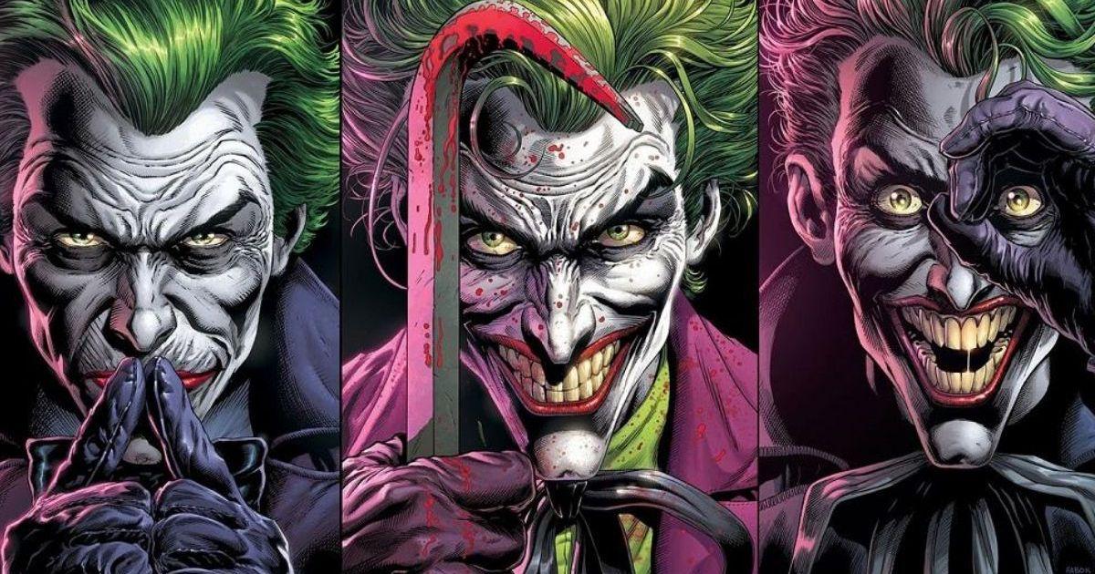 Batman : Three Jokers : Des détails sur les trois Clowns Princes du Crime