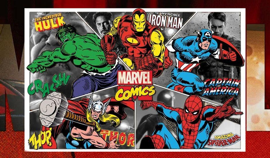 """Série """"et si"""" sur Marvel"""