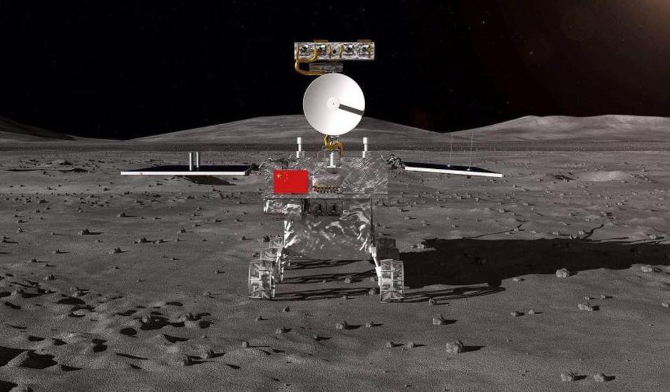 Le rover chinois découvre de nouveaux minéraux sur la surface cachée de la Lune.