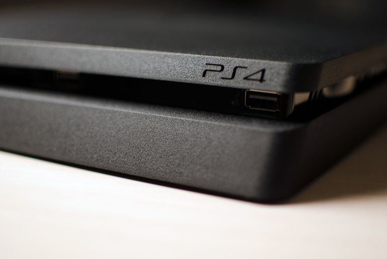 aperçu de la PS4