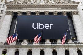 Introduction en bourse de Uber à Wall Street