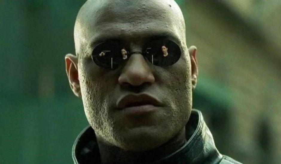 Laurence Fishburne incarne Morpheus dans Matrix