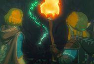 Zelda et Link dans Breath of the Wild 2