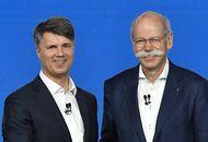 Photos du dirigeant de BMW et de Daimler