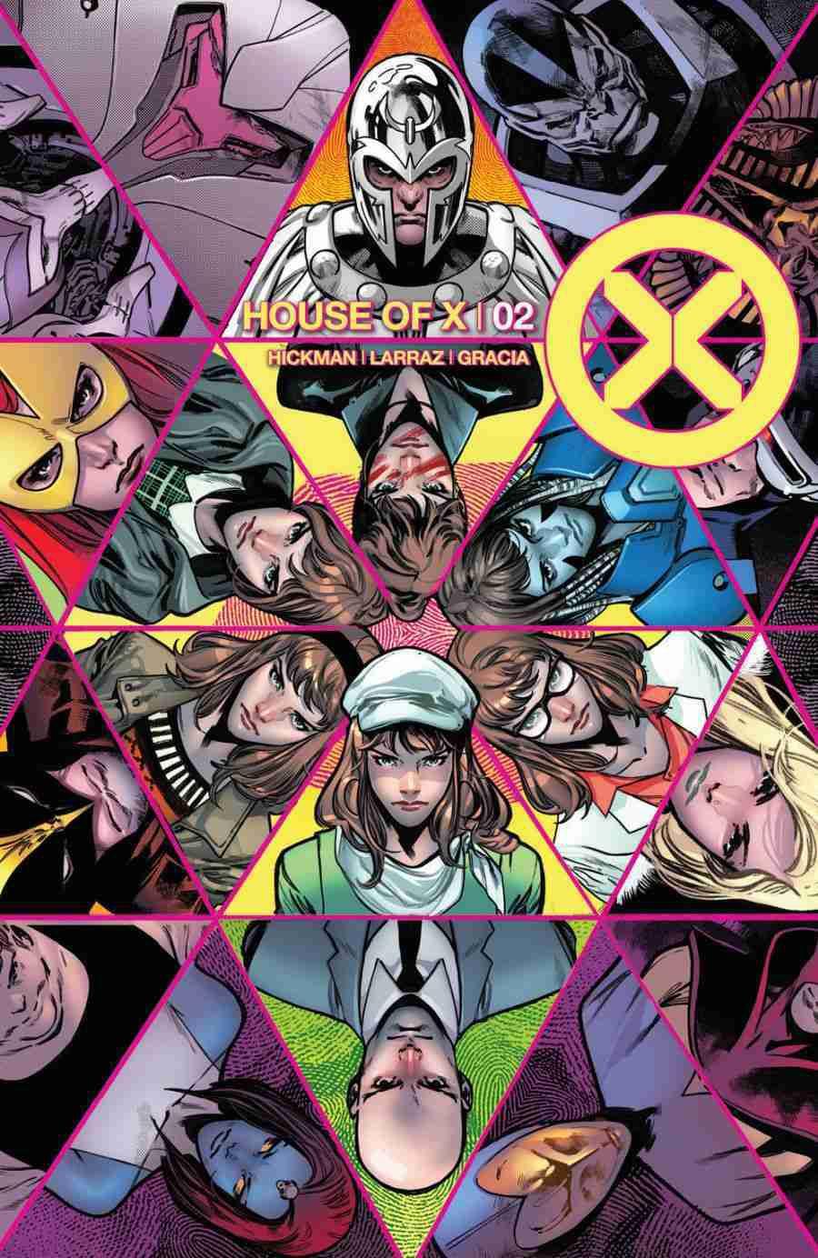 comics x-men house of x