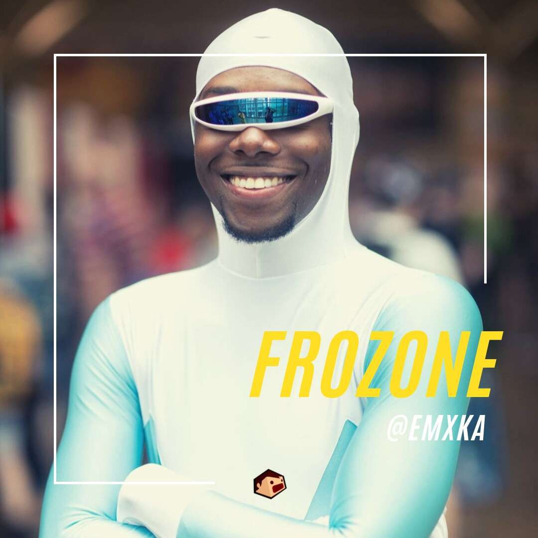cosplay les indestructibles frozone