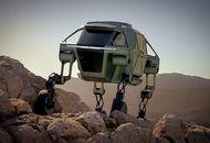 Le nouveau véhicule tout terrain de Hyundai.