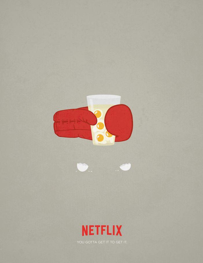 Pub Netflix Canada Rocky