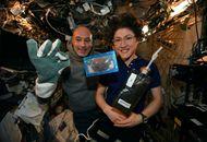 Les cookies de l'ISS.