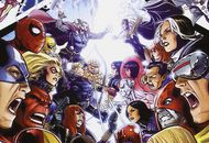avengers vs x men confrontation jason aaron jonathan hickman marvel comics