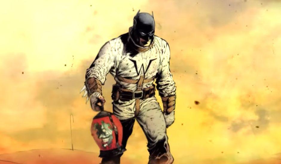 batman last knight on earth comics