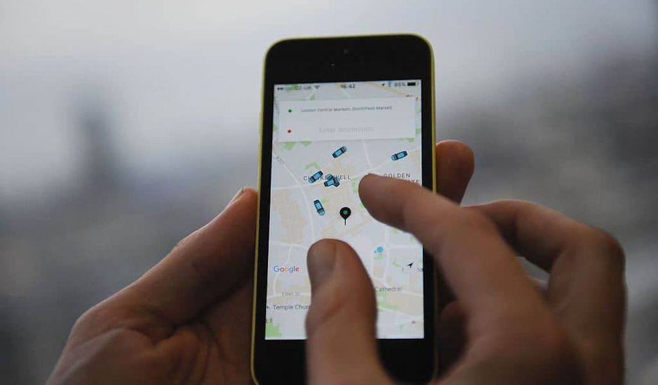 10 milliards de courses bouclées pour Uber !
