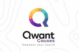 Logo de Qwant Causes