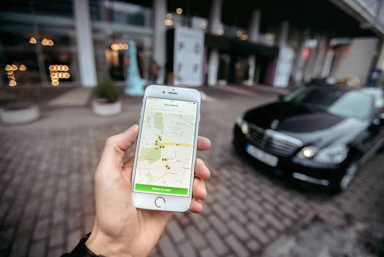 Taxify capital Daimler et didi