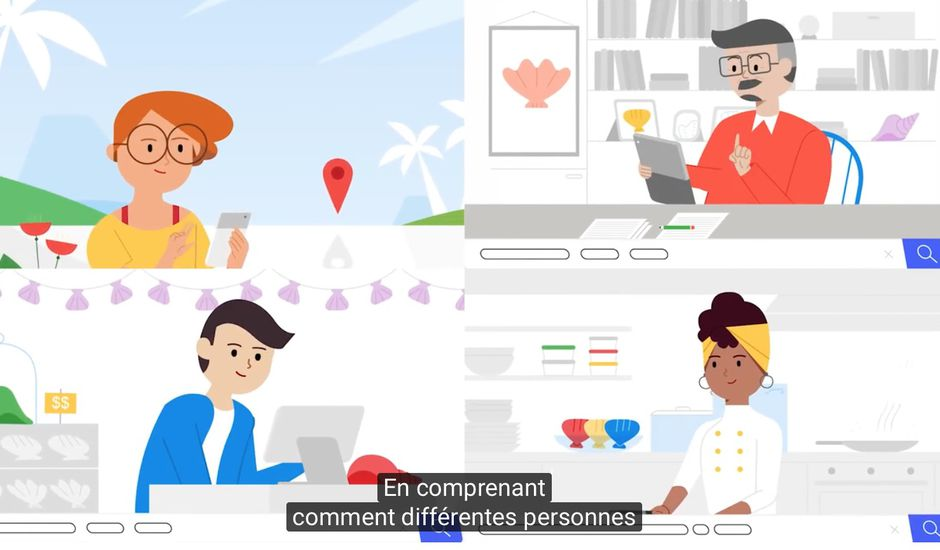 Google facilite la surpression de l'historique.