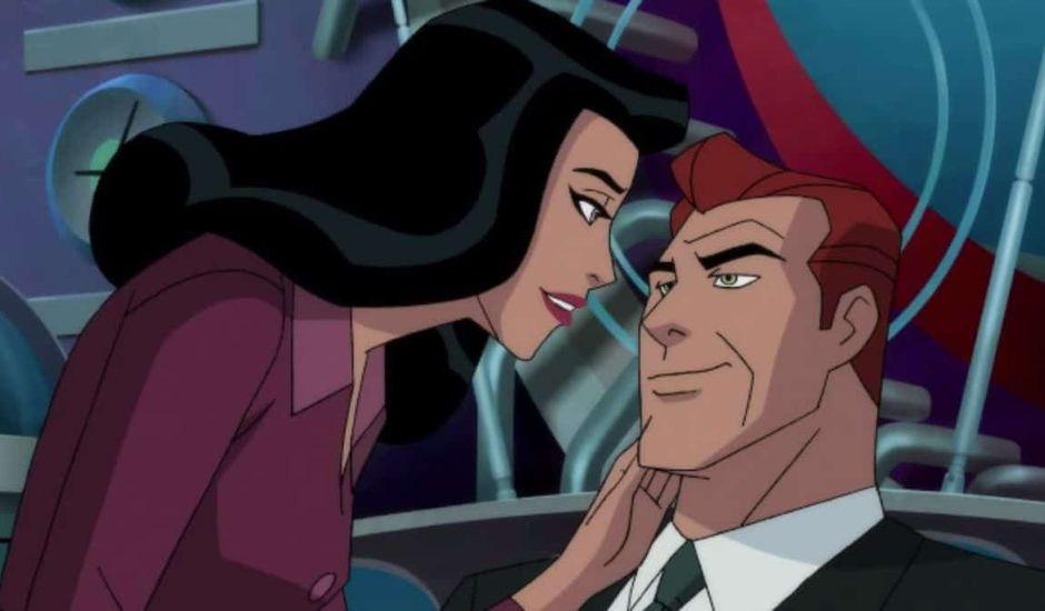 superman red son dc film animation lex luthor lois lane