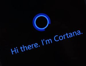 microsoft cortana integrations objets connectés