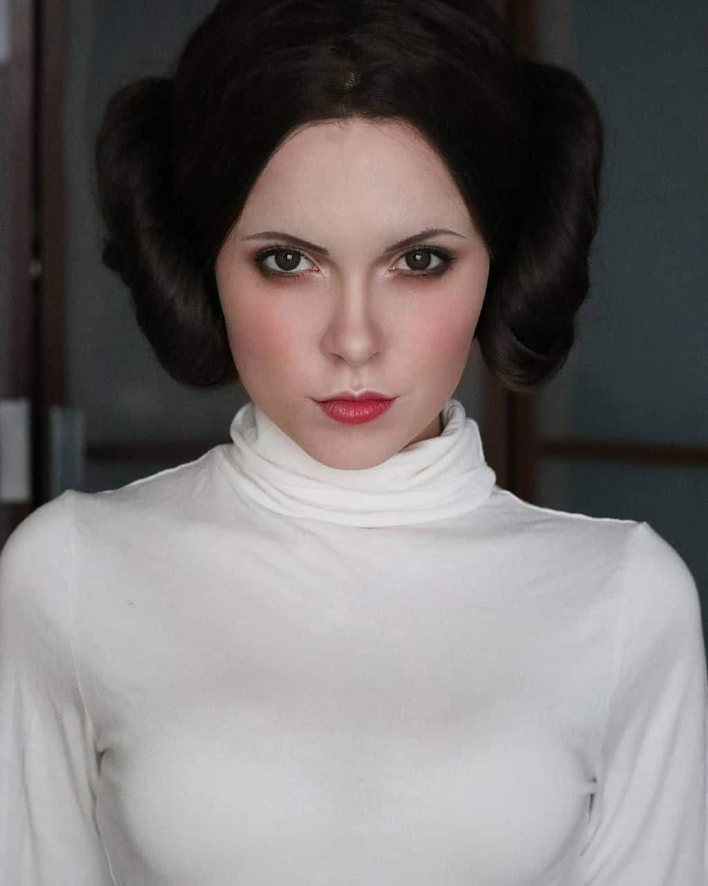 cosplay princesse leia star wars
