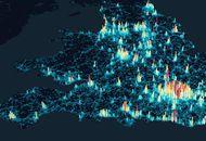 uber data visualization