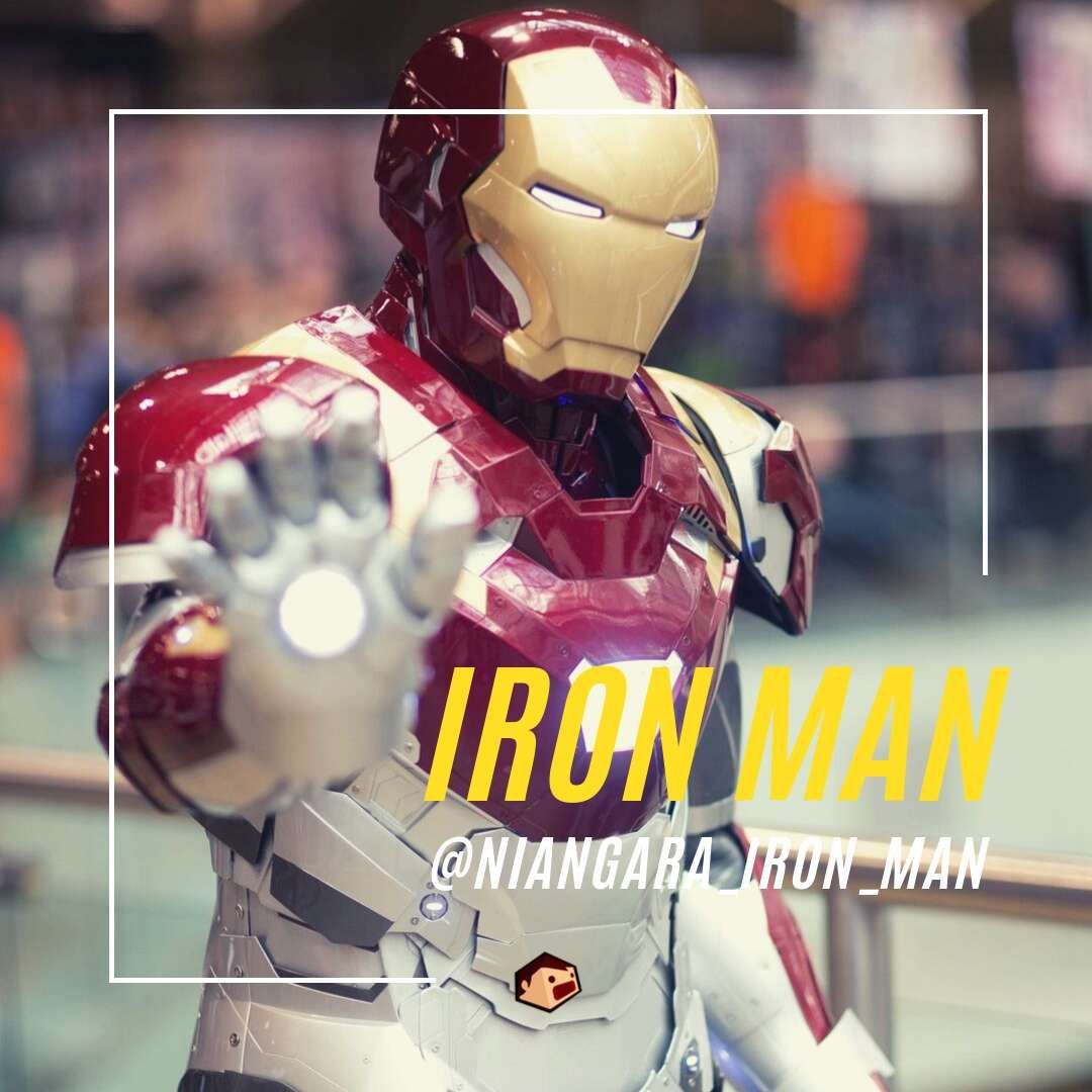 iron cosplay mark 47