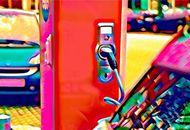 illustration colorée recharge électrique