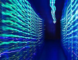 Aperçu d'un réseau quantique.