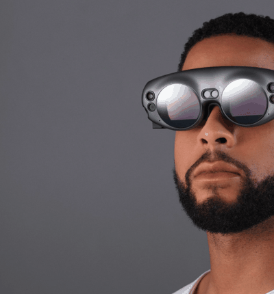 Magic Leap lunettes